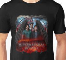 Supernatural Gods Among Us 5 Unisex T-Shirt