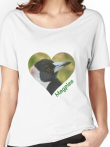 Love Magpies Women's Relaxed Fit T-Shirt