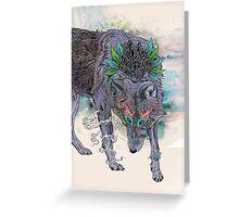 Journeying Spirit Greeting Card