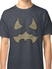 Scarecrow Logo (Burlap) Classic T-Shirt