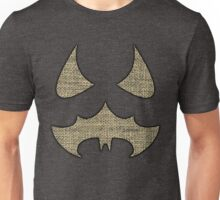 Scarecrow Logo (Burlap) Unisex T-Shirt