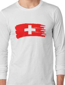 Swiss Long Sleeve T-Shirt