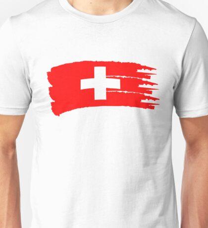 Swiss Unisex T-Shirt
