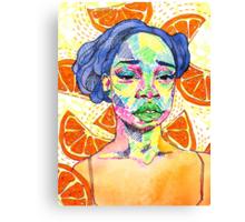 OJ Canvas Print