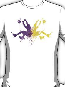 Lakers Rorshaq T-Shirt