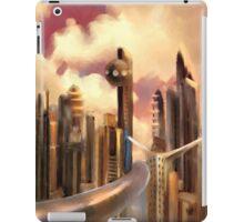 Galactic Metropolis  iPad Case/Skin