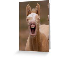 Baby Teeth Greeting Card