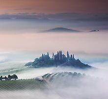 Val DOrcia dawn by Vicki Moritz
