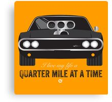 car toreto  Canvas Print