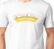 Shane Dawson - It Gets Worse Unisex T-Shirt