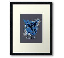 Pokemon Mystic Framed Print