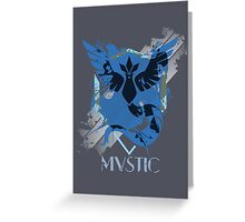 Mystic Greeting Card