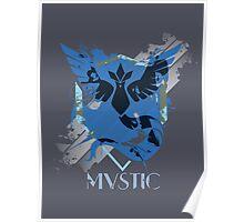 Pokemon Mystic Poster