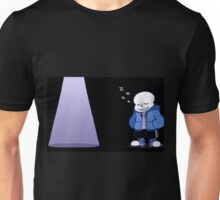 UNDERTALE Sans Spotlight Unisex T-Shirt