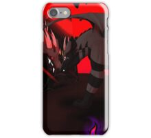 I Look in the Mirror and I Try to See Myself iPhone Case/Skin