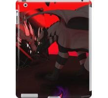 I Look in the Mirror and I Try to See Myself iPad Case/Skin