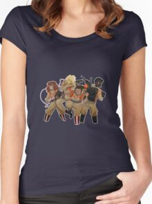 Ggostbusters Women's Fitted Scoop T-Shirt