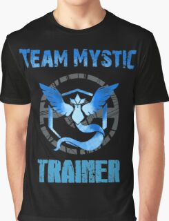TEAM MYSTIC, POKÉMON GO Graphic T-Shirt