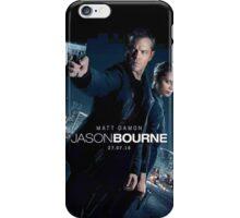 jason Bourne movie iPhone Case/Skin