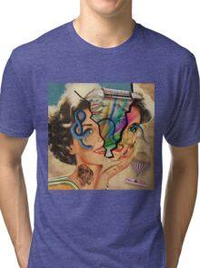 Beneath the Surface Tri-blend T-Shirt