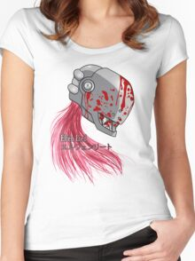 Elfen Lied Lucy Women's Fitted Scoop T-Shirt