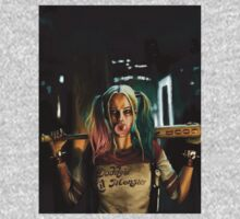 Harley Quinn suicide squad Kids Tee