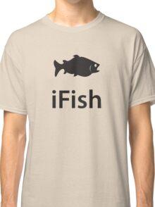 iFish (black) Classic T-Shirt