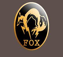 Foxhound Metal Gear Logo Unisex T-Shirt