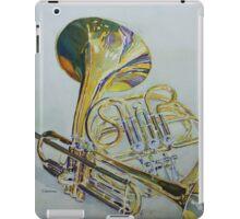 Classic Brass iPad Case/Skin