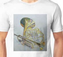 Classic Brass Unisex T-Shirt