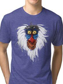 Rafiki-The Lion King Tri-blend T-Shirt