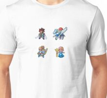 Fire Emblem Fates: Hoshido Siblings Unisex T-Shirt