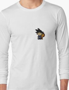 BAPE x Dragon Ball: Goku and Baby Milo Long Sleeve T-Shirt