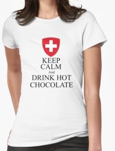 Swiss national Womens Fitted T-Shirt