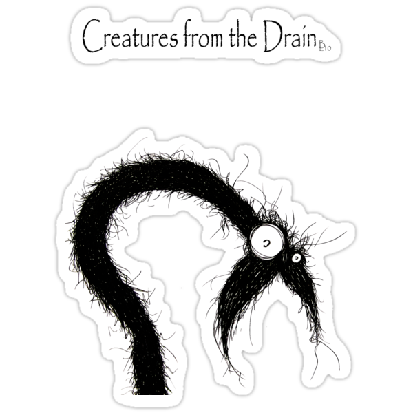 big creatures from the drain 5 by brandon lynch