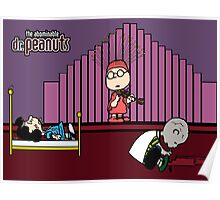 Abominable Dr. Peanuts Poster