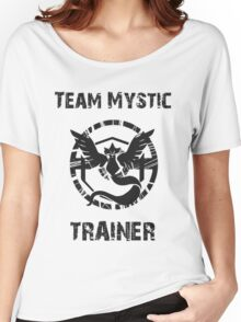 TEAM MYSTIC , POKÉMON GO Collection Women's Relaxed Fit T-Shirt