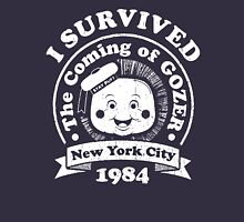 GhostBusters - I Survived The Coming Of Gozer Unisex T-Shirt