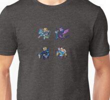 Fire Emblem Fates: Nohr Siblings Unisex T-Shirt