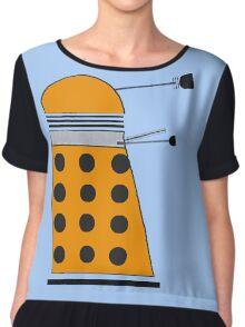 Scientist Dalek Chiffon Top