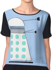 Dalek (Classic) Chiffon Top