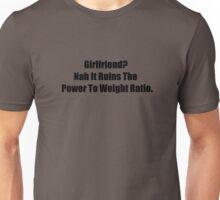 Girlfriend? Unisex T-Shirt