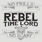 Rebel Time Lord by Jayna Hoffacker