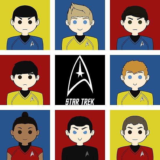 Star Trek Into Darkness by KumoriDragon