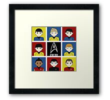 Star Trek Into Darkness Framed Print
