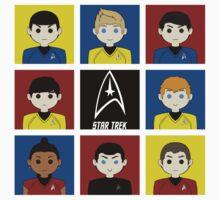 Star Trek Into Darkness Kids Clothes