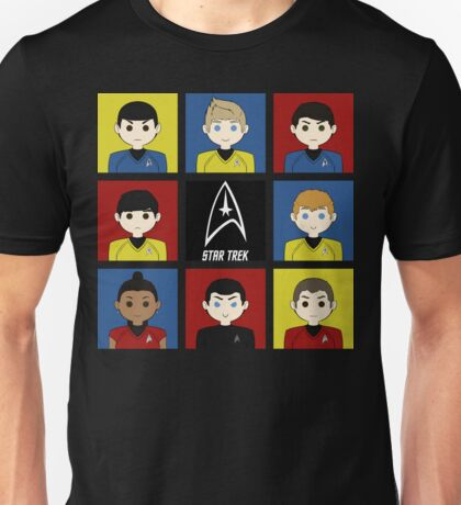 Star Trek Into Darkness Unisex T-Shirt