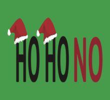 Ho Ho No Kids Tee