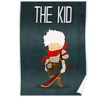 Bastion - The Kid Poster