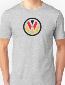 VW Deutsch at heart T-Shirt